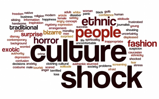 What's a culture shock and how to handle it?