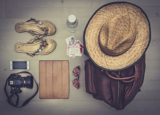 The international travel packing list