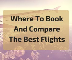 Where to book flights