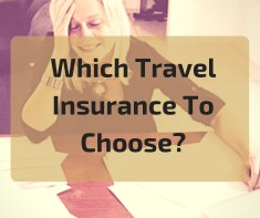 Which travel insurance to choose