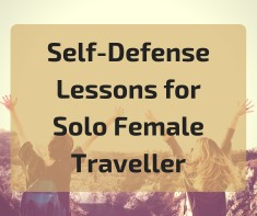 Women's self-defense lesson online