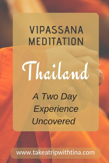 2 day meditation retreat thailand