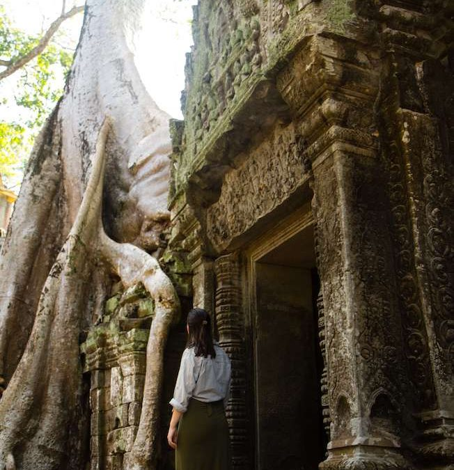 Your Week Done Right with Cambodia Temples, Beaches and More!