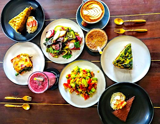 Best breakfast in Canggu